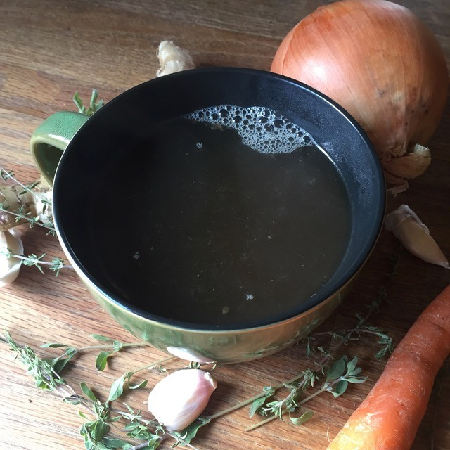 Bone Broth vs. Meat Stock: What's In the Pot?
